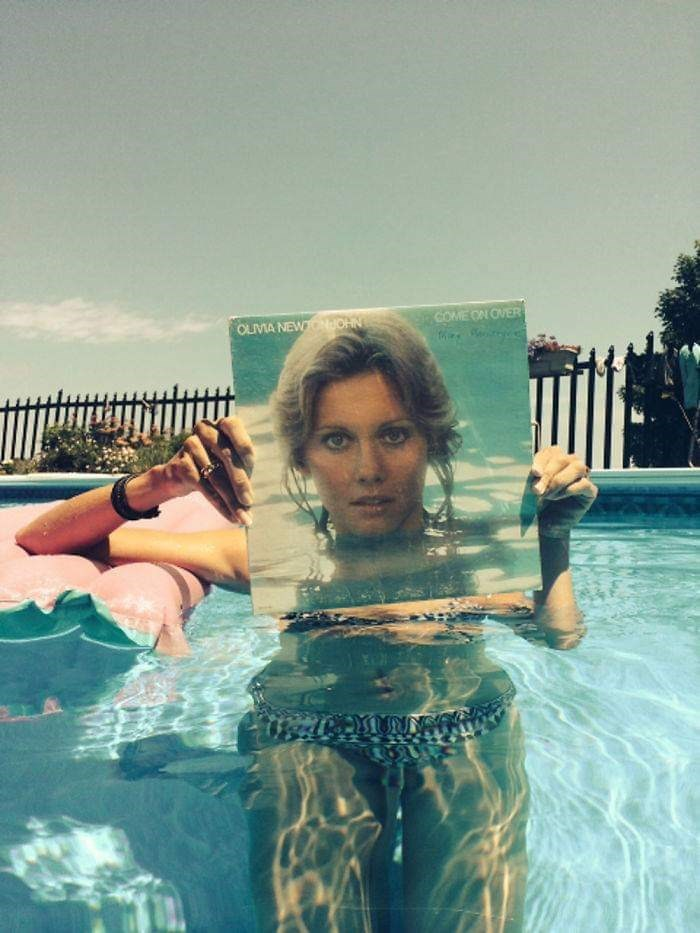 Swimming pool - COME ON OVER OLIVIA NEW OHN