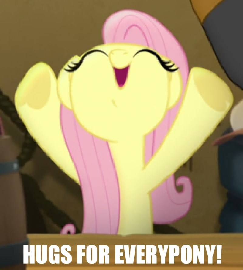 my little pony the movie screencap fluttershy - 9342209792