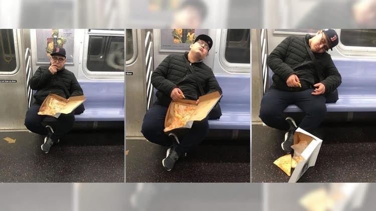 public transport - Sitting