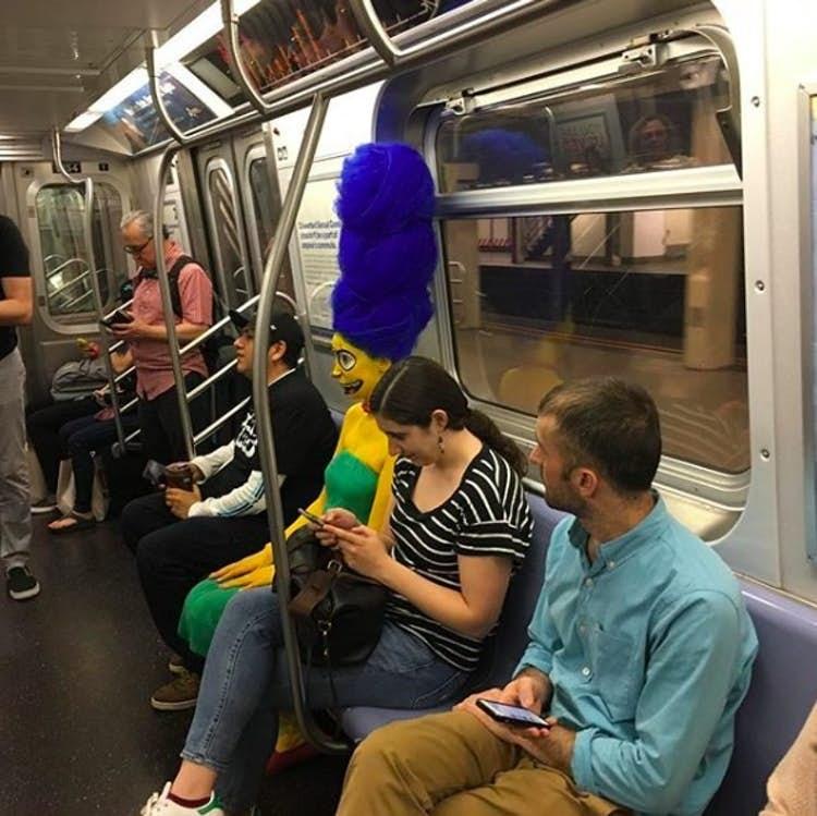 public transport - Passenger