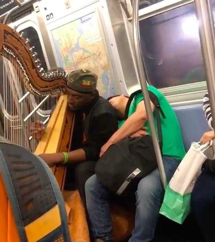 public transport - Musical instrument