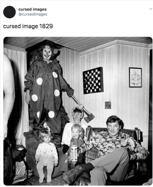 scary cursed image - Room - cursed images @cursedimages cursed image 1829