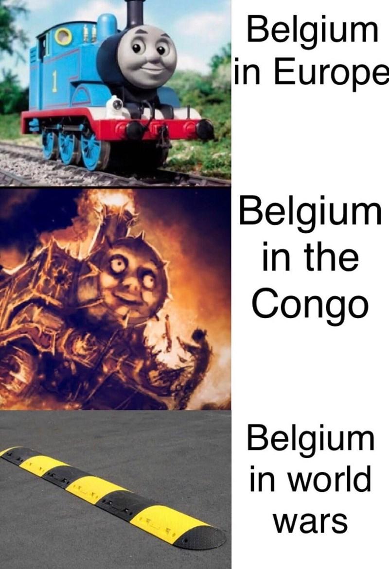 Transport - Belgium in Europe |Belgium in the Congo Belgium in world wars