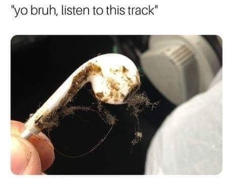 "Organism - yo bruh, listen to this track"""