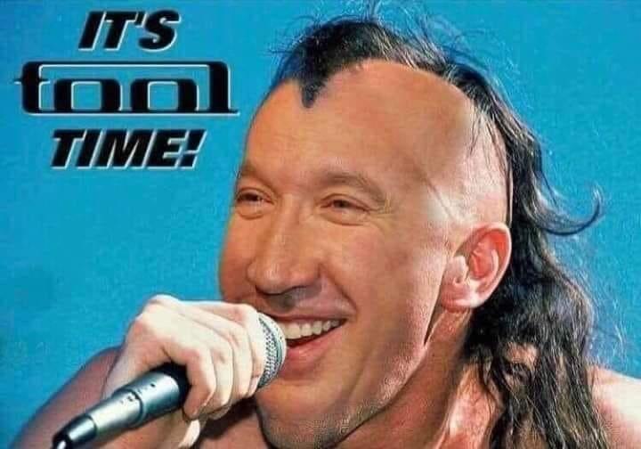 Singer - IT'S fool TIME!