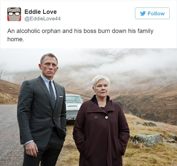 Sky - Eddie Love Follow @EddieLove44 An alcoholic orphan and his boss burn down his family home. BMT 2