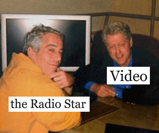 conspiracy - Photo caption - Video the Radio Star