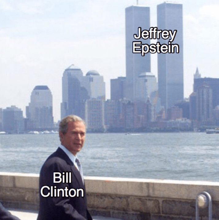 conspiracy - City - Jeffrey Epstein Bill Clinton