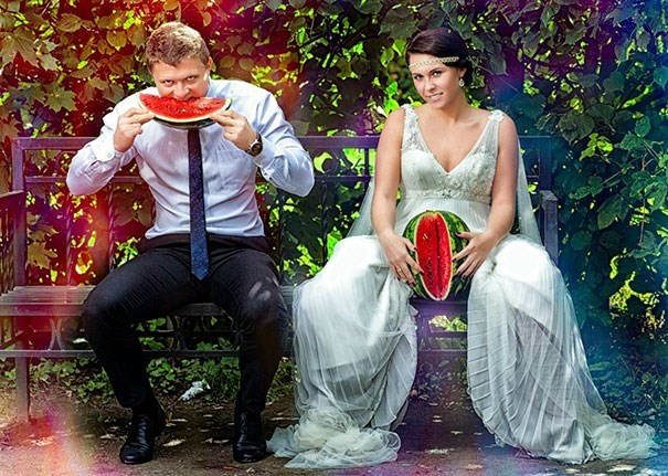 russian wedding - Fun