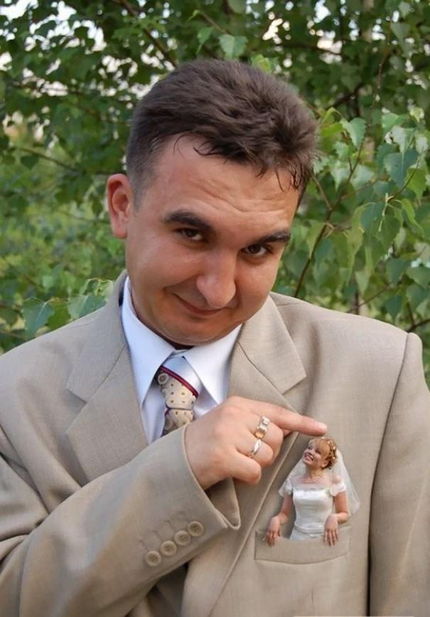 russian wedding - Suit