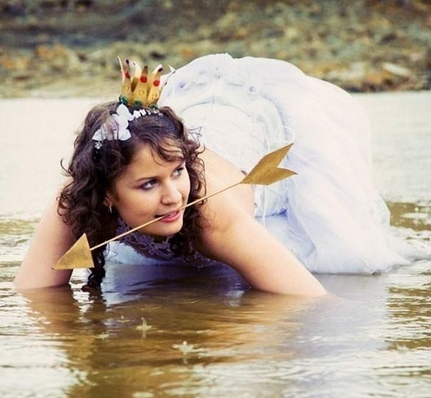 russian wedding - Water