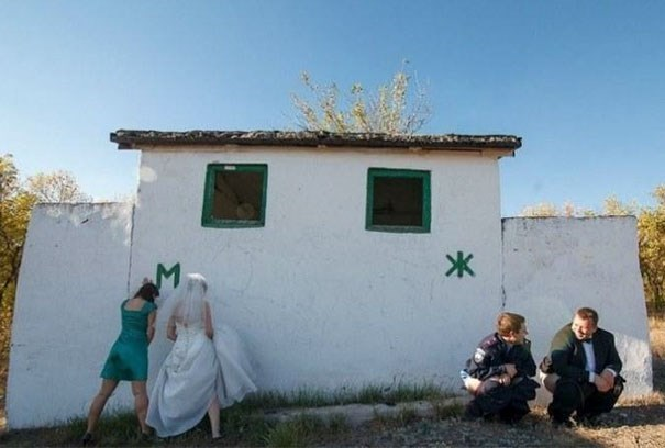 russian wedding - House - Ж