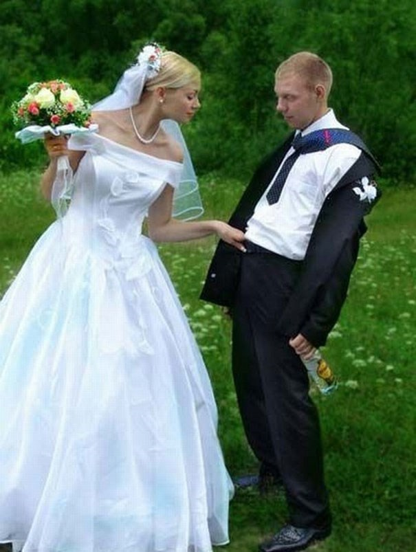 russian wedding - Wedding dress
