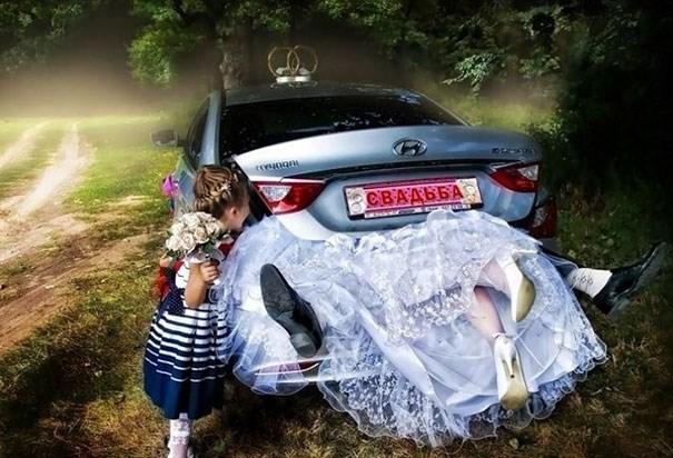 russian wedding - Vehicle - omangau CBAABBA