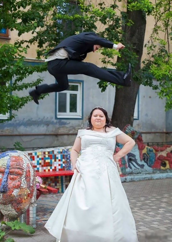russian wedding - White