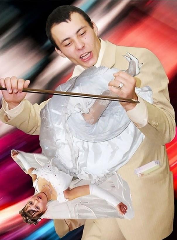 russian wedding - Sitting