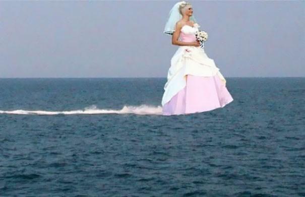russian wedding - Dress