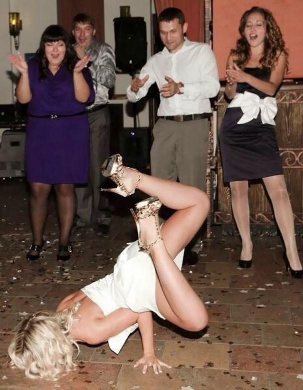 russian wedding - Leg