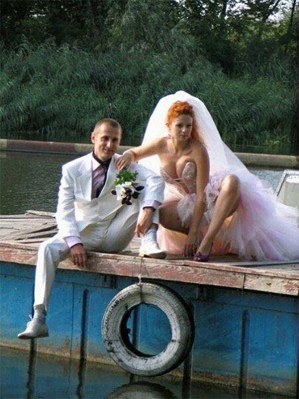 russian wedding - Photograph