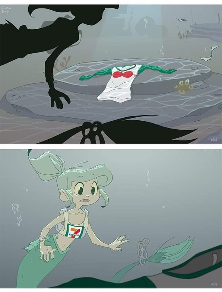 Cartoon - Come ELEVER