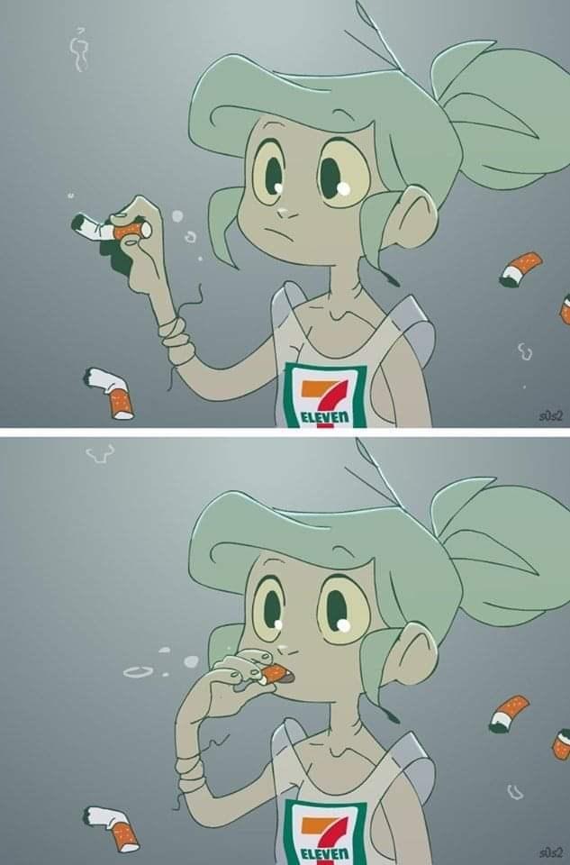 Cartoon - ELEVEN ELEVEN 052