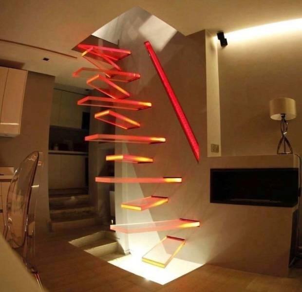 design fail - Stairs