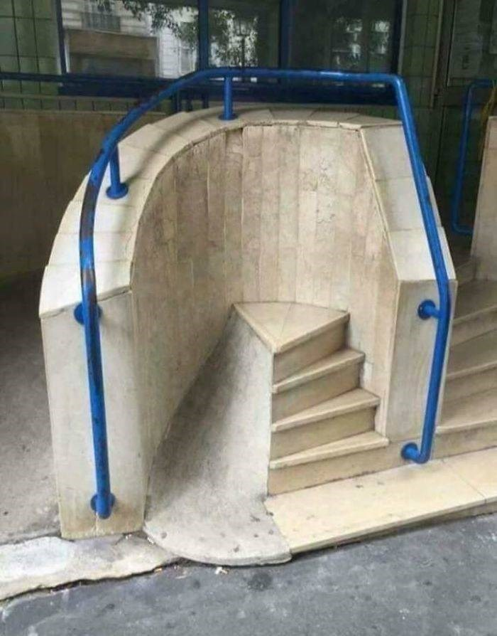 design fail - Architecture