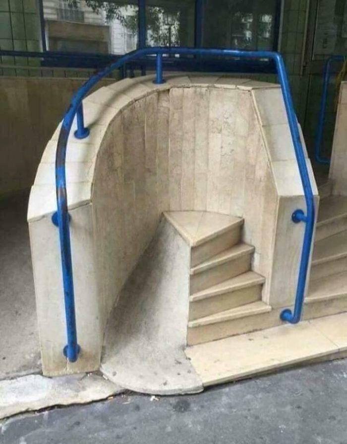 design fail - Architecture