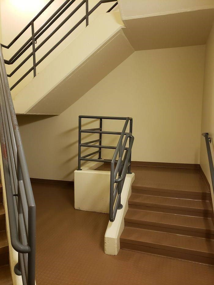 design fail - Stairs