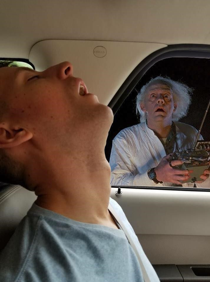 Back to the Future edit