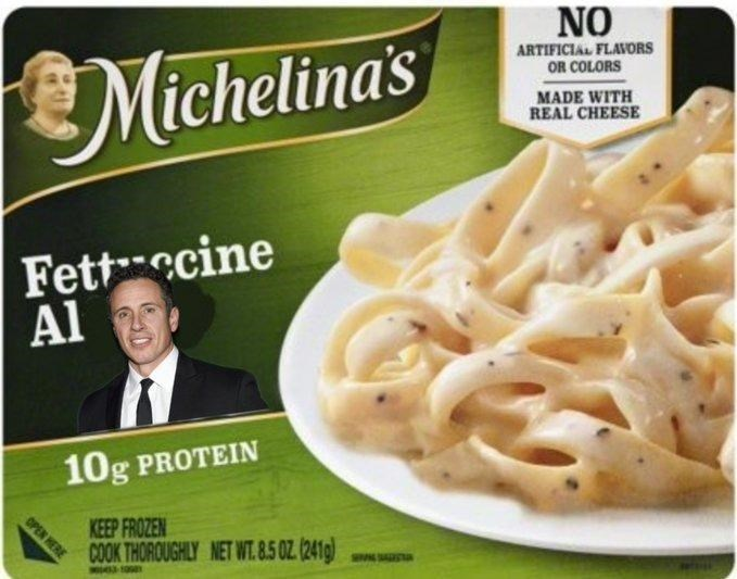 Food - NO ARTIFICIAL FLAVORS OR COLORS M ichelina's MADE WITH REAL CHEESE Fett cine Al 10g PROTEIN KEEP FROZEN COOK THOROUGHLY NET WT.8.5 0Z. (241g) OPEN HERE M3 109