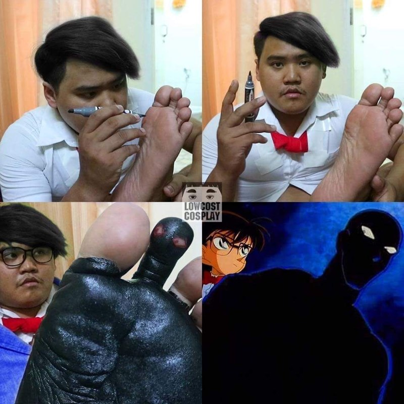 low cost cosplay - Finger - LOWCOST COSPLAY