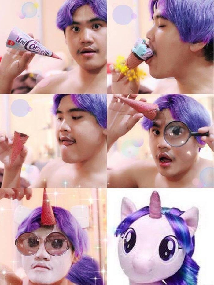 low cost cosplay - Face - Uni Opneto