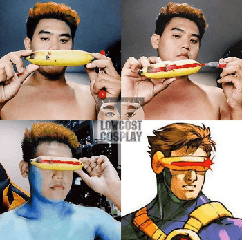 low cost cosplay - Nose - LOWCOST COSPLAY