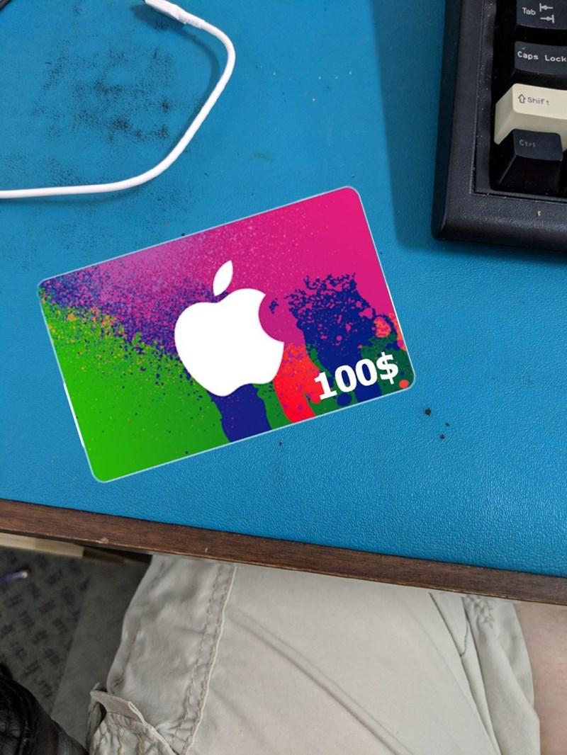 trolling - Green - Tab Caps Lock Shift Ctri 100$