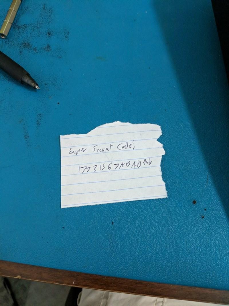 trolling - Blue - Sue Seeuut Cade 773676AD N