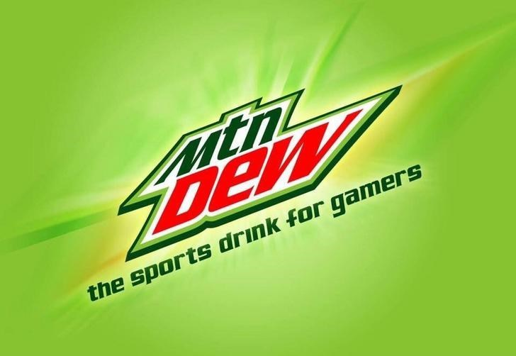 advertisements - Green - ZDEW the sports drink for gamers