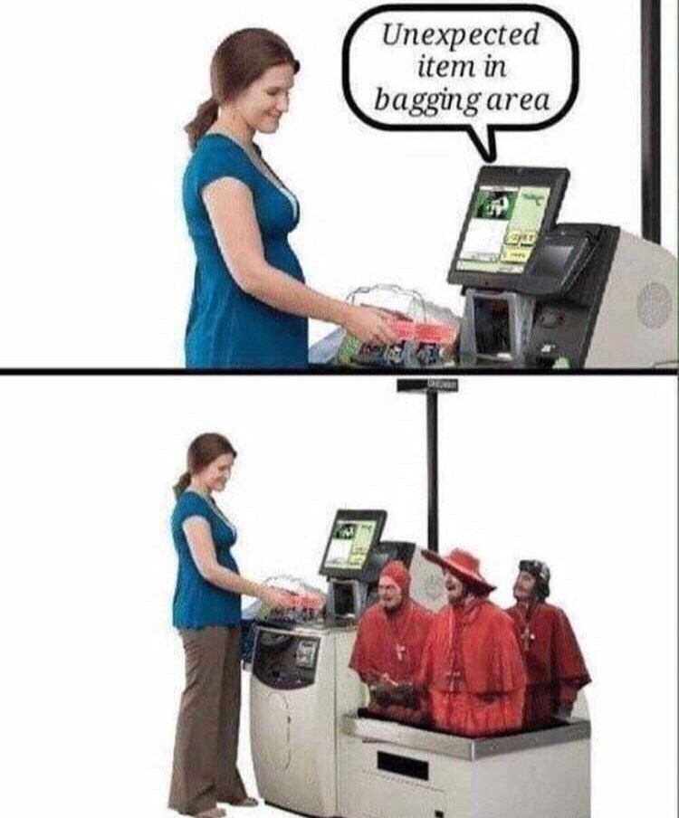 Product - Unexpected item in bagging area
