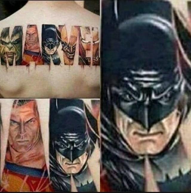 facepalm - Batman