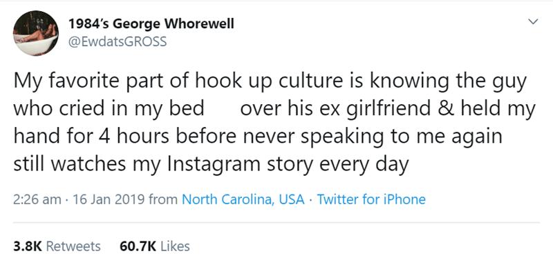 Relationship tweets