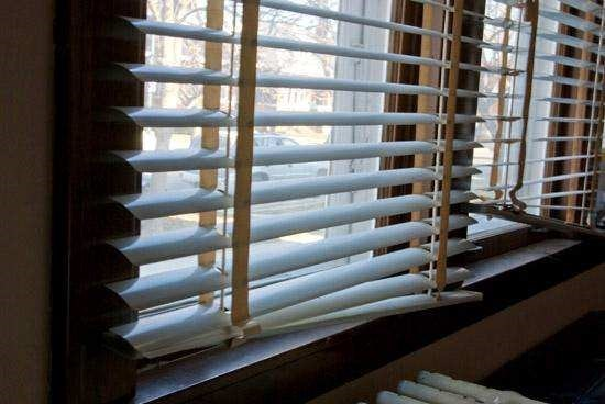 uncomfortable pic - Window covering