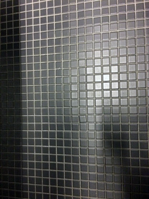 uncomfortable pic - Tile