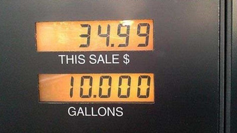 uncomfortable pic - Text - 499 THIS SALE $ GALLONS