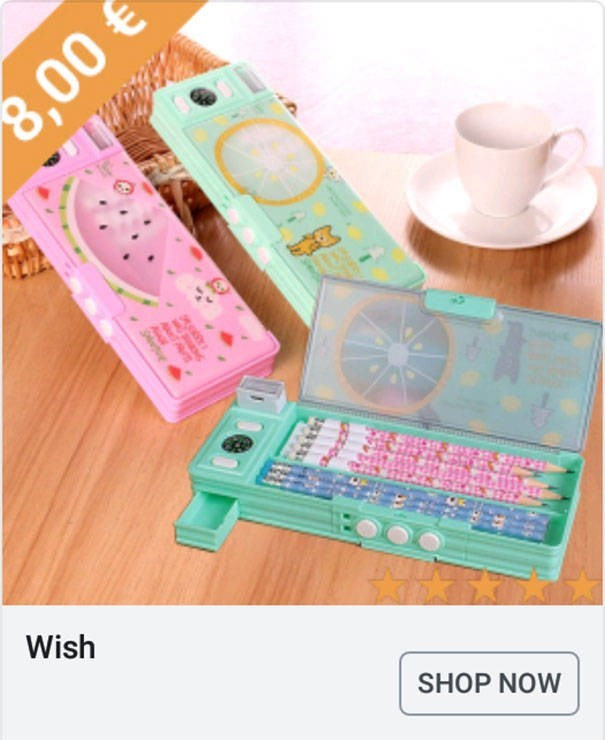 Wallet - Wish SHOP NOW 00'