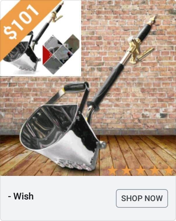 Shovel - $101 - Wish SHOP NOW