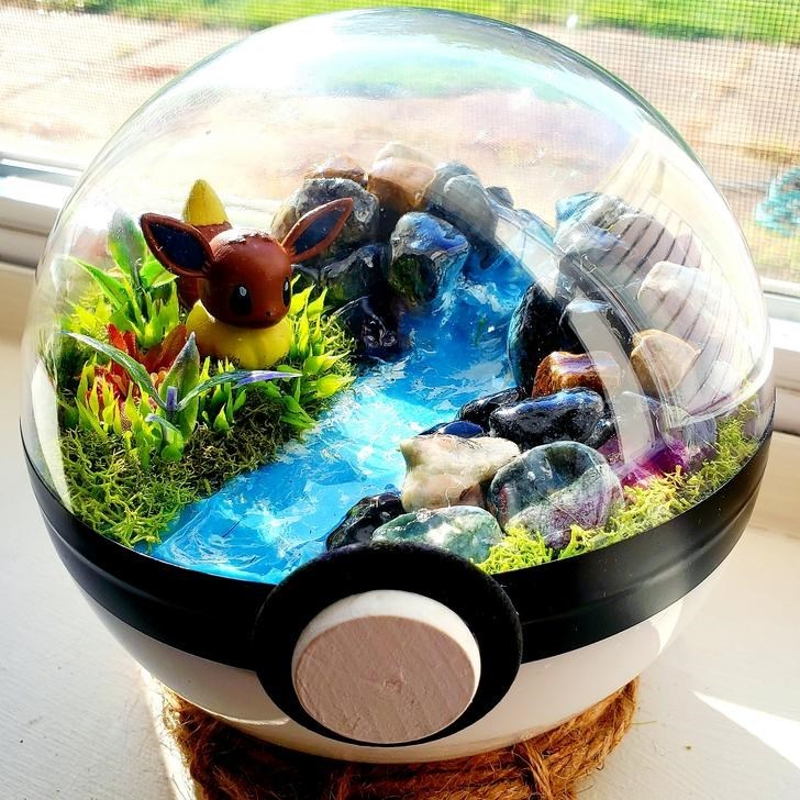 james croft pokemon terrariums - Aquarium
