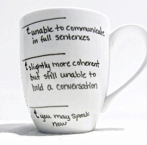 Cup - Lunable to Communial in full sentences more coherent tsligntly but shill unable to hold a conversadhion tyou may speak now