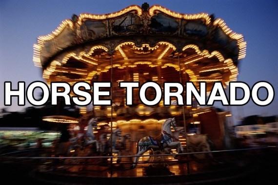 Amusement ride - HORSE TORNADO