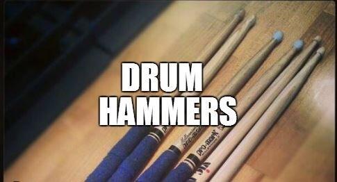 Drum stick - DRUM HAMMERS vic