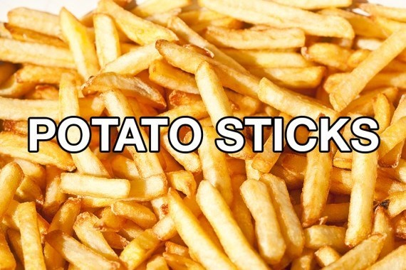 Dish - POTATO STICKS